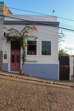 Portão Cosmopopeia