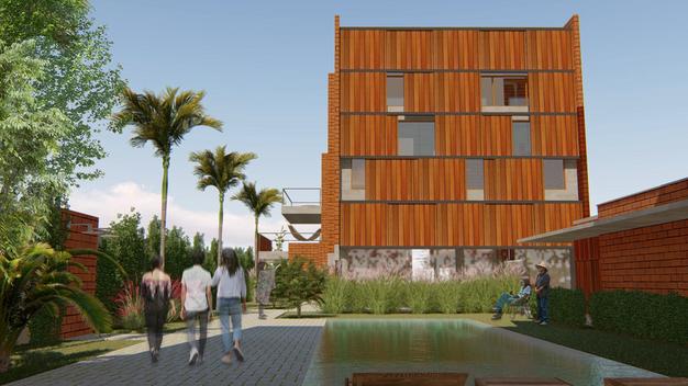 Centro de Formação + Hostel