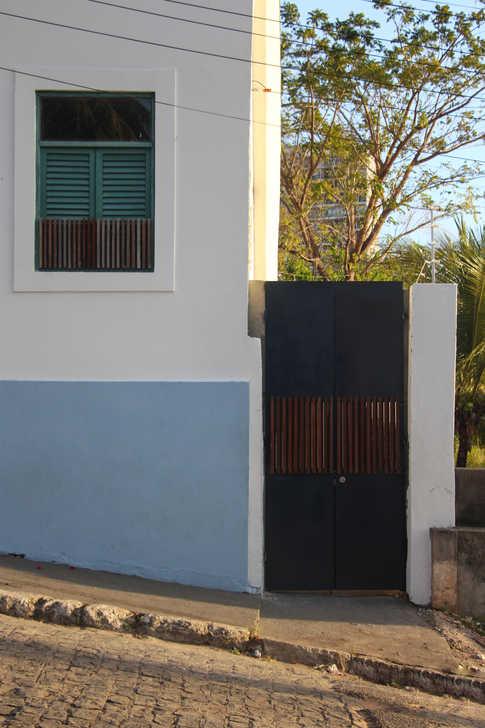 Portão Cosmopopéia