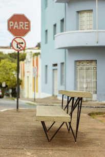 Arquibancada Urbana