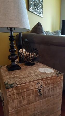 Grey Lady Living Room