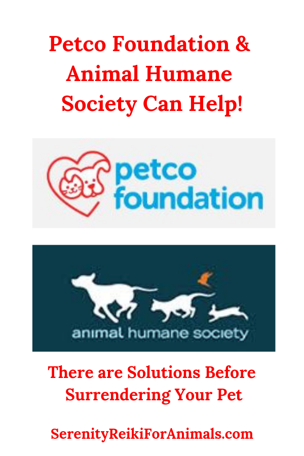 Petco Foundation & Animal Humane Society Can Help!