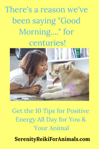 10 Tips for Positive Energy All Day