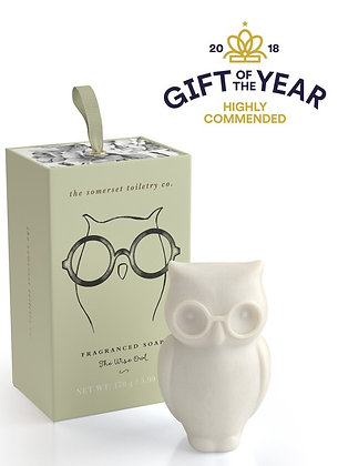 Wise Owl Fragranced Soap