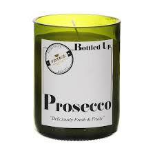 Prosecco Bottled Candle