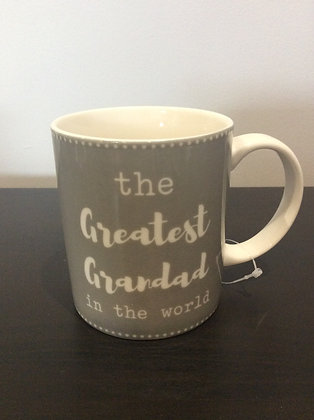 The Greatest Grandad Mug