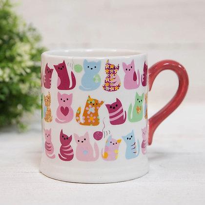 Quicksilver Cat Mug
