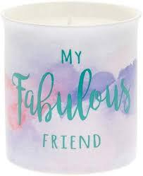 Fabulous Friend Candle