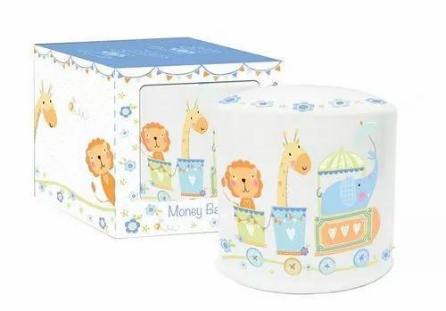 Baby Boy Ceramic Money Box