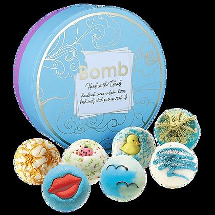 bomb cosmetics bath melt set