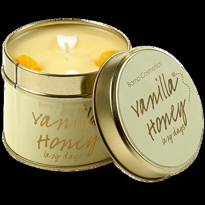 Vanilla Honey Candle Tin
