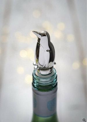 Penguin Bottle Stopper