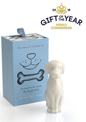 Playful Pup Fragranced Soap