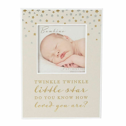 Twinkle Twinkle Picture Frame