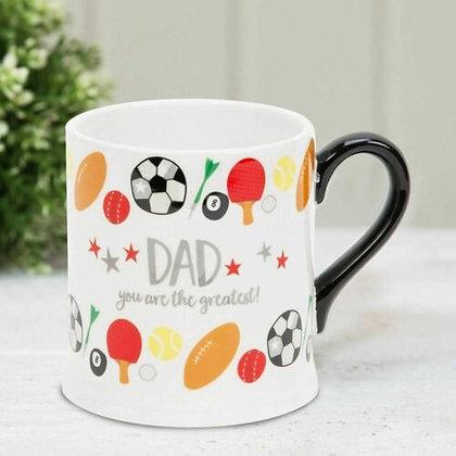 Dad Foil Mug