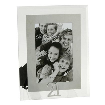 21st Photo Frame