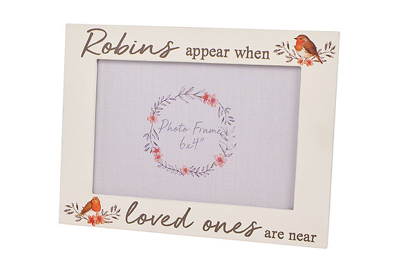 Robin Picture Frame