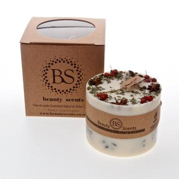 Star Anise Soy Candle