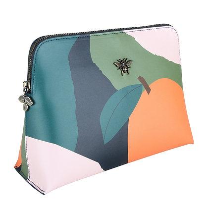 Colourful make up bag
