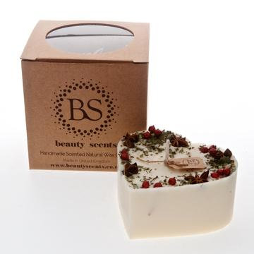 Star Anise Soy Heart Candle