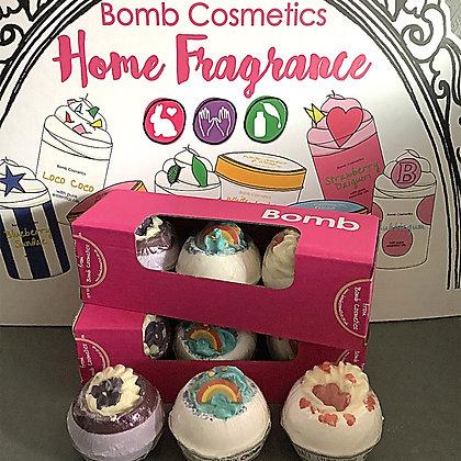 bath bomb gift set