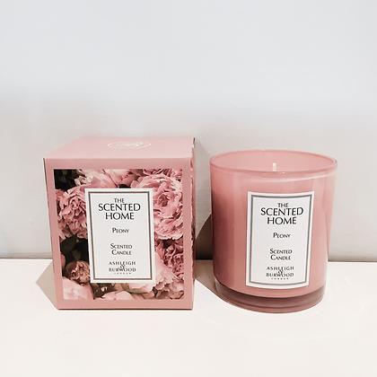 Ashleigh & Burwood Peony Candle