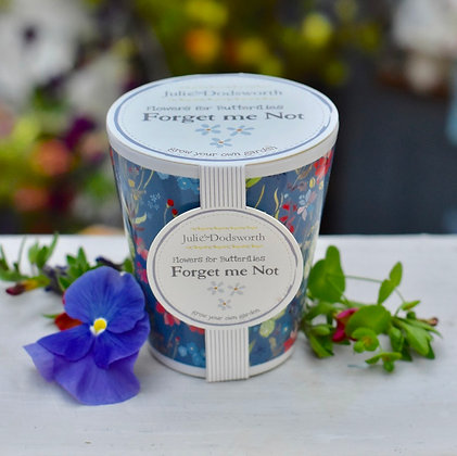 Forget Me Knot Grow Your Own Pot