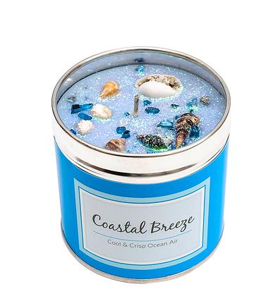 Coastal Breeze Candle Tin