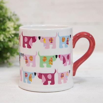 quicksilver dog mug