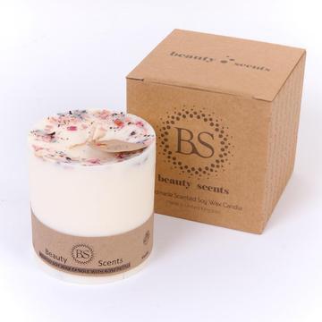 Rose Petals Soy Candle