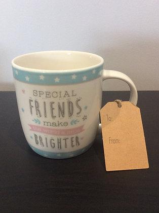 Special Friends Mug