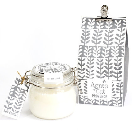 Agnes + Cat Provence Candle