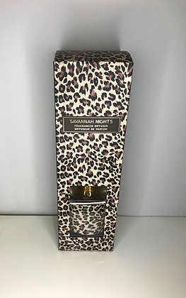 Leopard Print Reed Diffuser