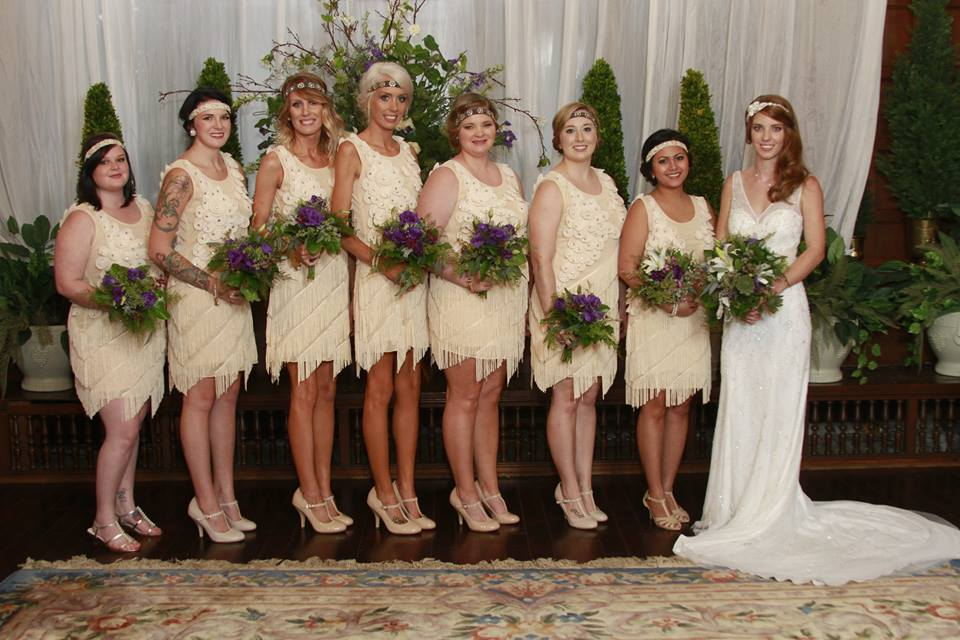 Robyn B bridal party 1