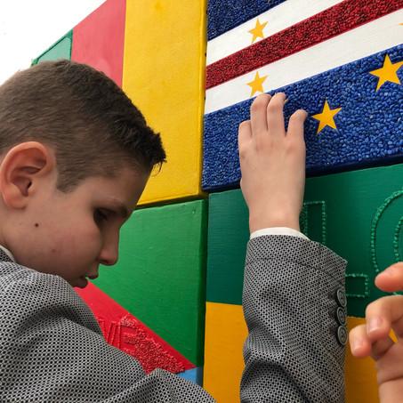 #41 マリス国旗プロジェクト in イタリア