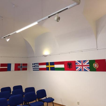 #39 マリス国旗プロジェクト in チェコ