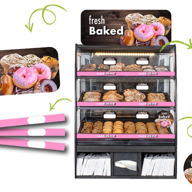 Small Bakery merch kit