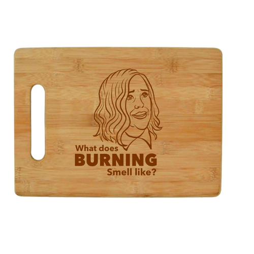 What Does Burning Smell Like