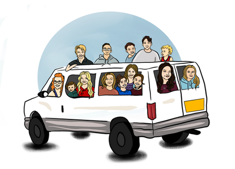 Carpool Commission