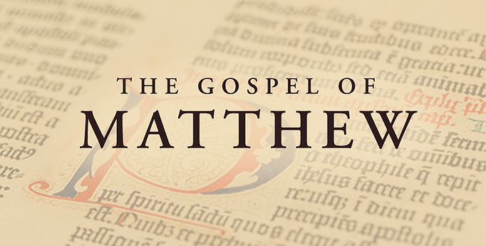 The Gospel of Matthew.jpeg