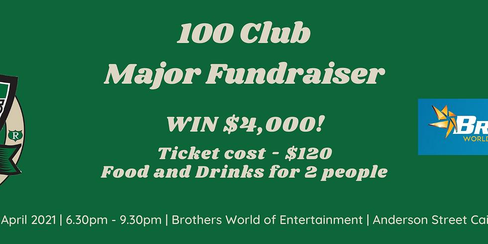Rovers 100 Club Major Fund Raiser