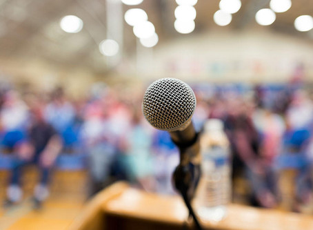 How to Overcome Public Speaking Fears