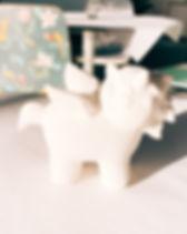 Chad the Unicorn Serendipity Pottery Gif