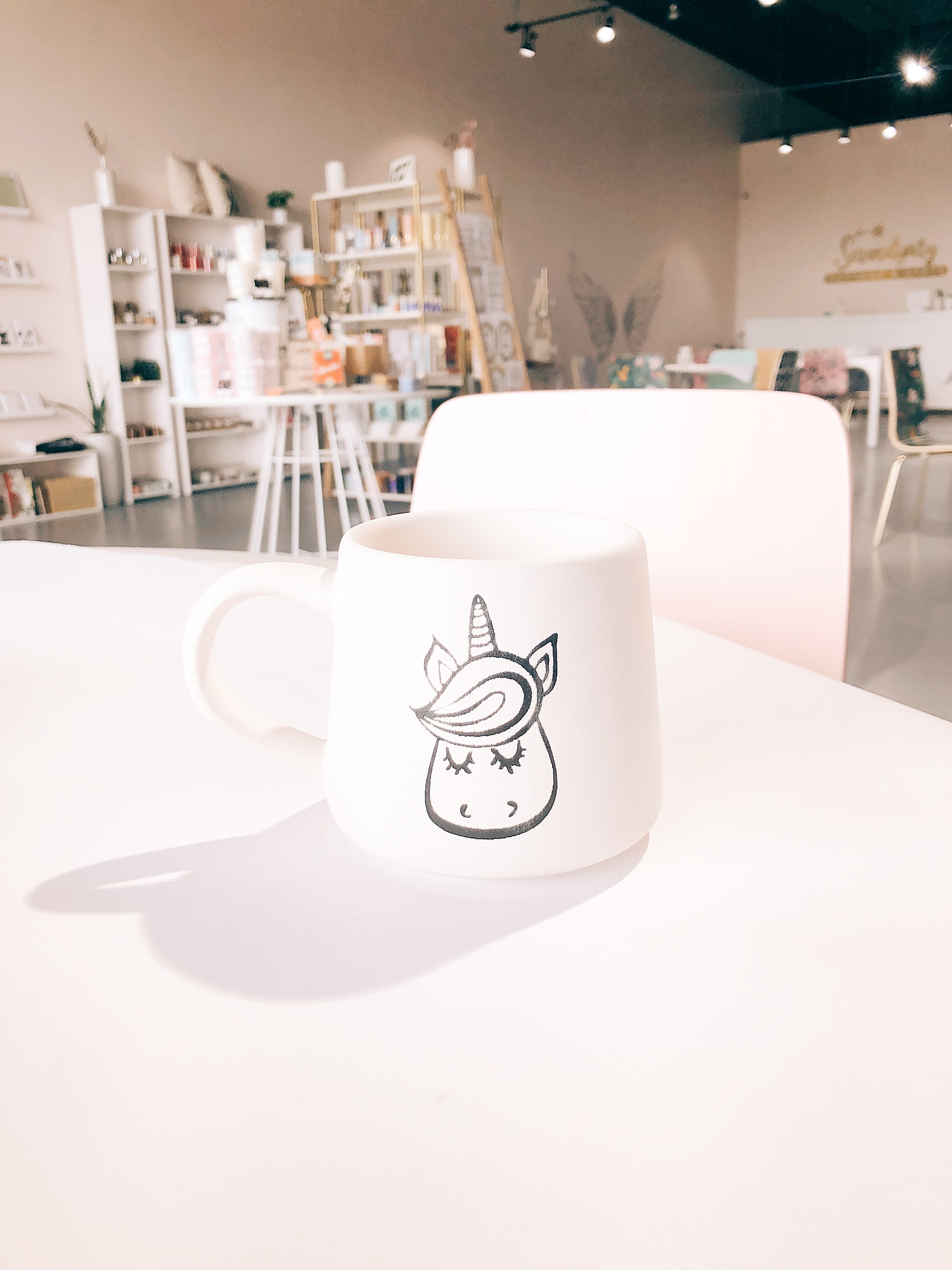 Candy the Unicorn Mug