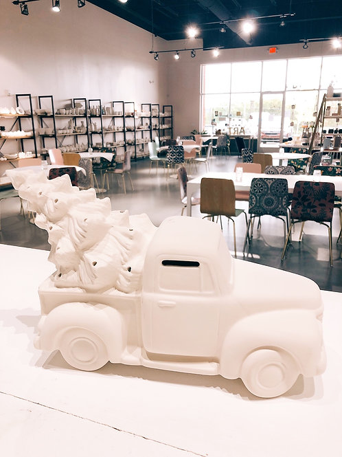 Vintage Christmas Truck Painting Event| 11/5/20