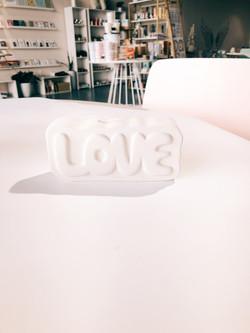 Love word Bank