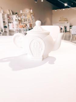 Fairy House Teapot