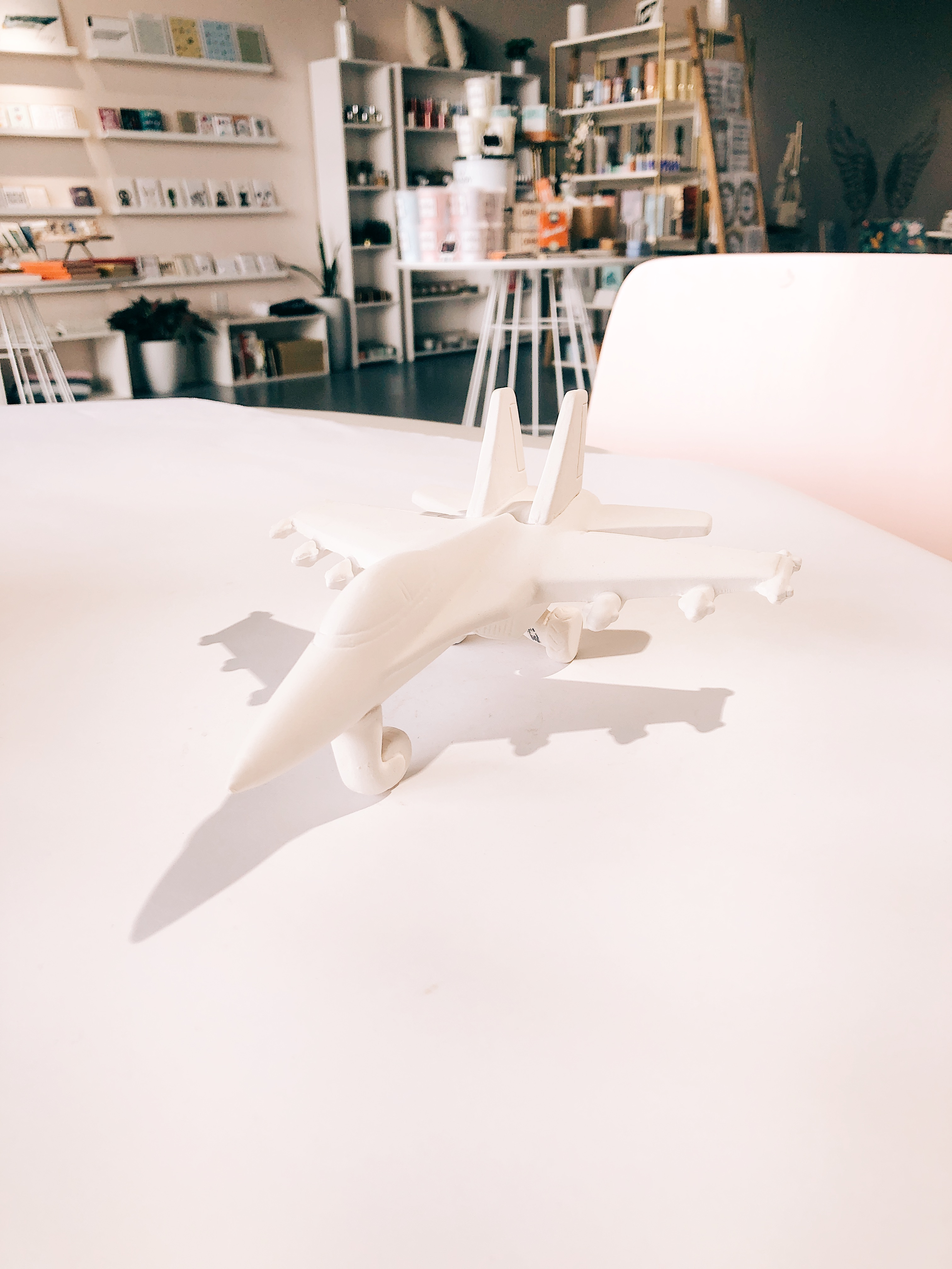 F-18 Jet