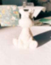 Geoffrey Giraffe Serendipity Pottery Gif