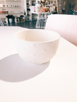 Polka Dot Bowl